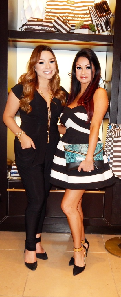 Bendel Girl Brittany and April Ann Styles