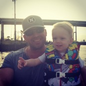 Preston and Dad